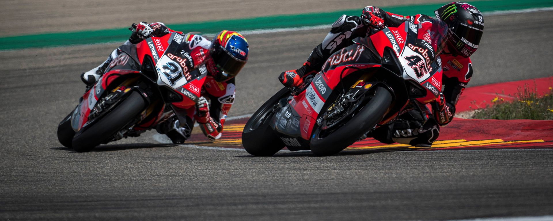 DRE Champs Day: gira in pista a Misano insieme ai piloti Ducati