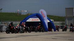 DRE Ducati Riding Experience: una giornata di corso Precision - Immagine: 6