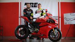 DRE Ducati Riding Experience: una giornata di corso Precision - Immagine: 12