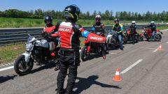 DRE Rookie: dedicato ai giovani da 18 a 24 anni con patente A2 e moto depotenziata