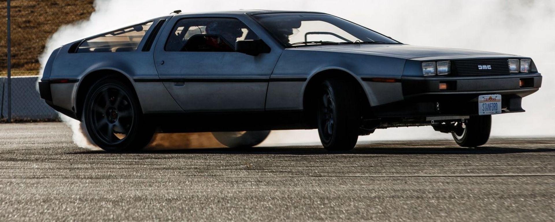 Drifting in DeLorean. Ma non è come pensate...