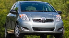 Driven the most: Toyota Yaris 2008