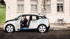 DriveNow: anche la BMW tra le vetture a noleggio.