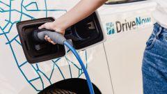 DriveNow: il rifornimento di una BMW i3