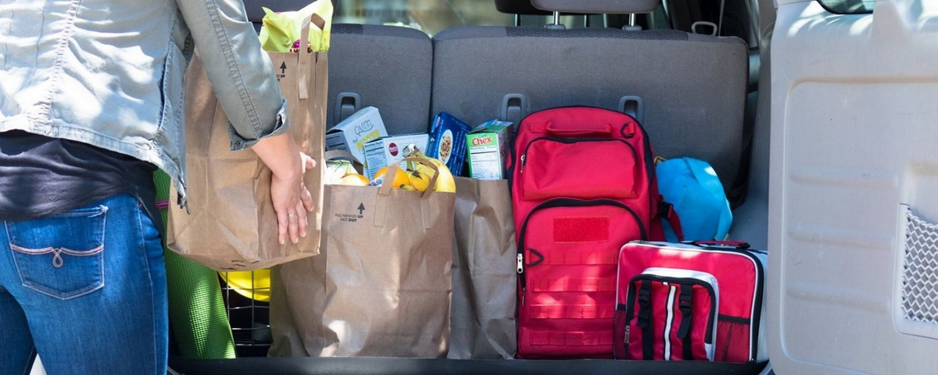 Droppit, l'app Seat-Saba per la consegna della spesa in auto