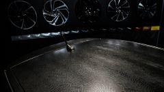 DS 3 Black Lezard: la texture del tetto imita la pelle dei rettili