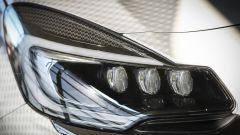 DS 3 Cabrio: i fari sfruttano le tecnologia Xeno e Led insieme