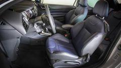 DS 3 Cabrio: interni in pelle e finiture curate