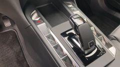DS 3 Crossback PureTech: il comando del cambio automatico a 8 rapporti