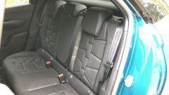 DS 3 Crossback PureTech: il divanetto posteriore