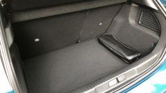 DS 3 Crossback PureTech: il vano bagagli con schienale reclinabile 40:60