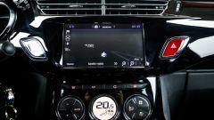 DS 3 Performance: il monitor touch da 7 pollici del sistema di infotainment