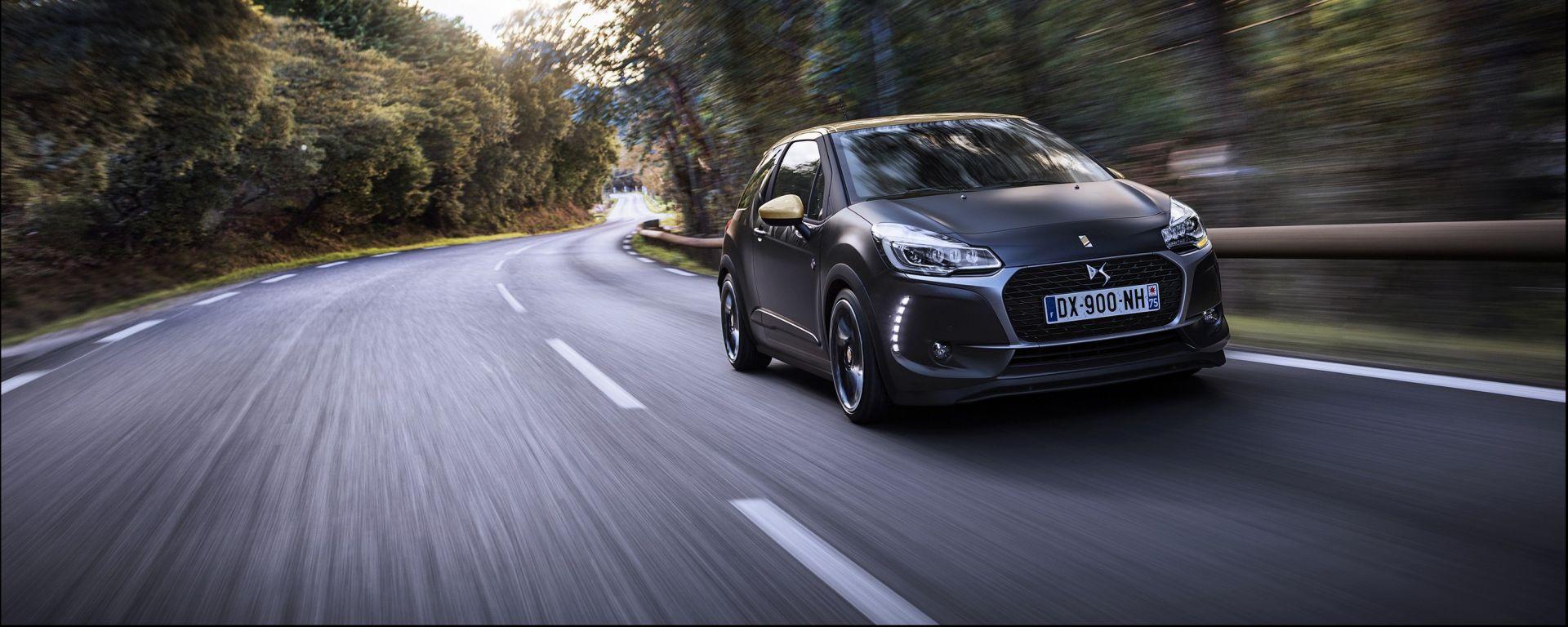 DS 3 Performance: la piccola francese ora monta il 1.6 thp da 208 cv e 300 Nm di coppia