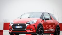 DS 3 Performance: rimangono le classiche DS wings