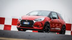 DS 3 Performance: vista 3/4 anteriore