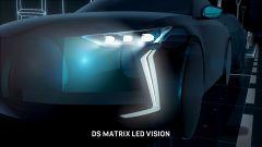 DS 4 2021: un'idea di come saranno i fari LED