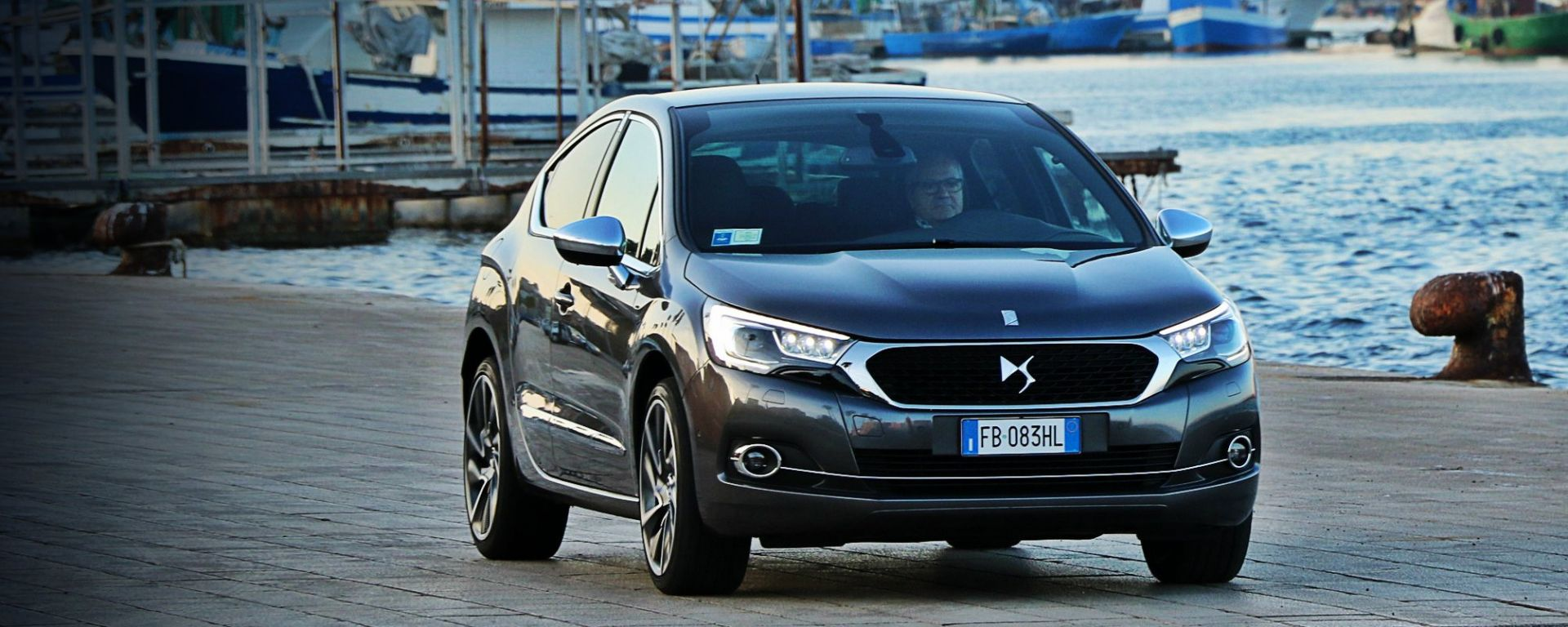 DS 4 BlueHDi 180 Sport Chic