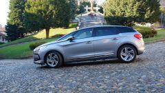 DS 5 Hybrid4: Auto Ibrida e a gasolio insieme