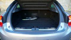 DS 5 Hybrid4: il bagagliaio