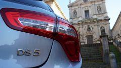 DS 5 Hybrid4: ibrida diesel con stile - Immagine: 10