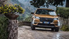 DS 7 Crossback, vista frontale