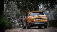 DS 7 Crossback, vista posteriore