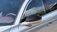 DS 9 E-Tense, lo specchio retrovisore