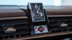 DS 9 E-Tense, l'orologio a centro plancia è a scomparsa