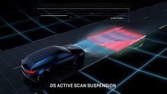 DS Active Scan Suspension: il sistema rileva in modo predittivo le condizioni della strada e regola le sospensioni