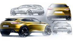 DS Automobiles, DS7 Crossback è la dichiarazione di indipendenza - Immagine: 31