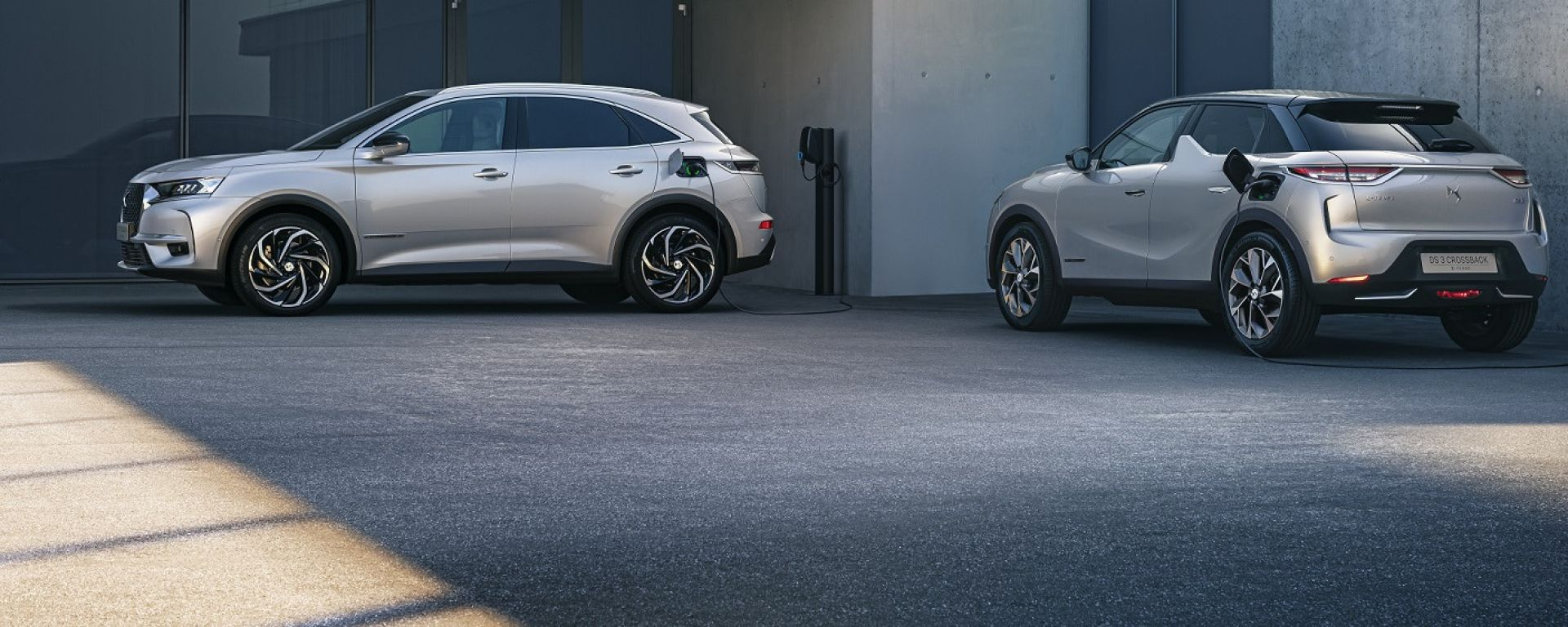 DS Automobiles lancia DS Test Drive Valet