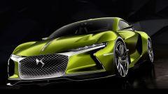 DS E-Tense concept, grand tourer elettrica del futuro - Immagine: 1