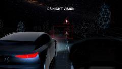 DS Night Vision: dove non arriva l'occhio, ci pensa il sistema infrarossi di DS 4