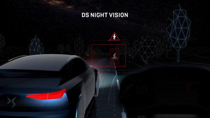 DS Night Vision: l'occhio a infrarossi scorge tutto