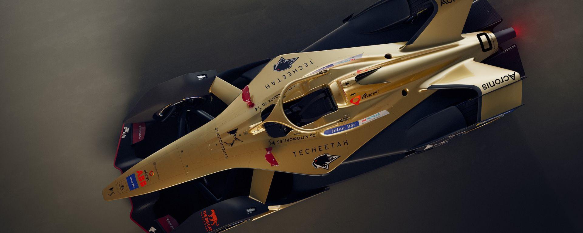 DS Techeetah e Acronis, che binomio per la Formula E 2019!