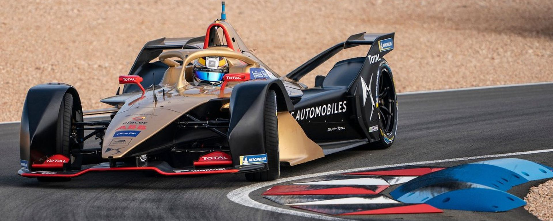 DS Techeetah, Vergne e Lotterer testano il powertrain 2019-2020