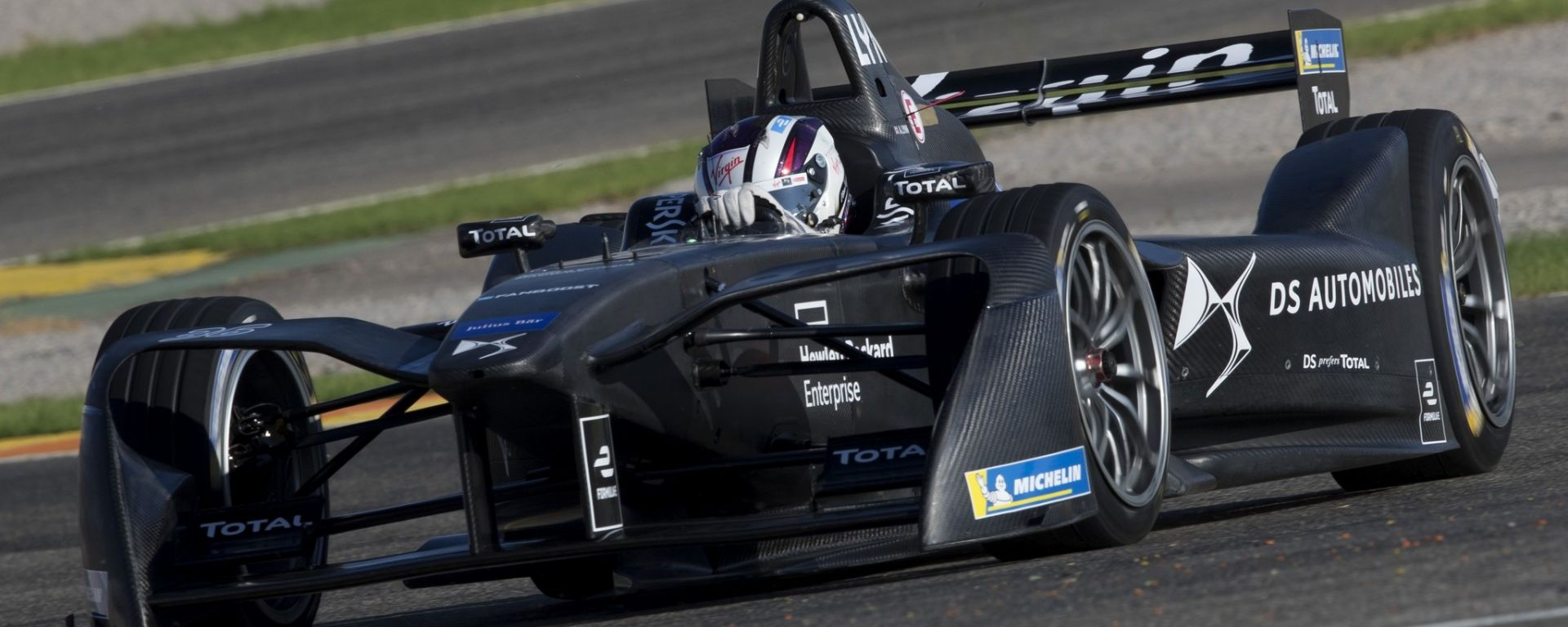 DS Virgin - Formula E