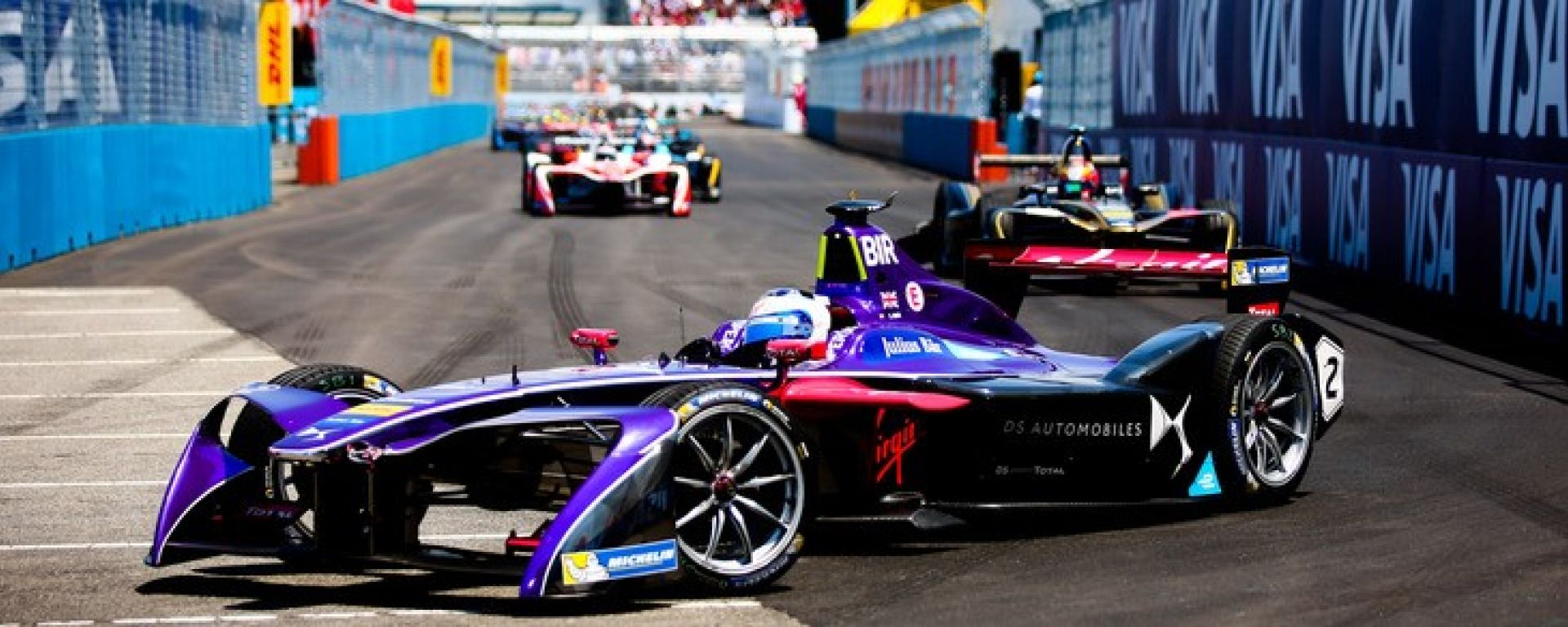 DS Virgin Racing - Formula E