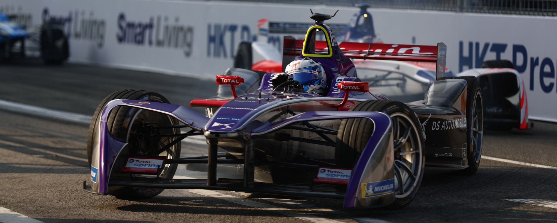 DS Virgin Racing - Hong Kong