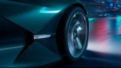 DS X E-Tense, la supercar del 2035. Elettrica e asimmetrica - Immagine: 5