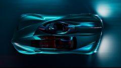 DS X E-Tense, la supercar del 2035. Elettrica e asimmetrica - Immagine: 9
