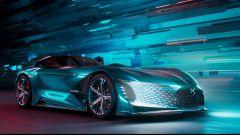 DS X E-Tense, la supercar del 2035. Elettrica e asimmetrica - Immagine: 10