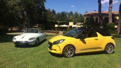 DS21 Cabriolet e DS3 Cabrio, l'eleganza non ha tempo