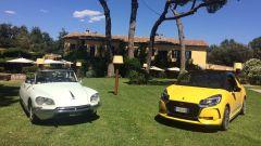 DS21 Cabriolet e DS3 Cabrio: parenti di primo grado