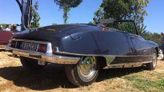 DS21 Cabriolet, vista trequarti posteriore