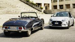 DS3 Cabrio e DS21 Cabriolet: ieri, oggi e domani