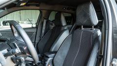 DS3 Crossback 1.2 Puretech 155 CV Performance Line: i sedili anteriori