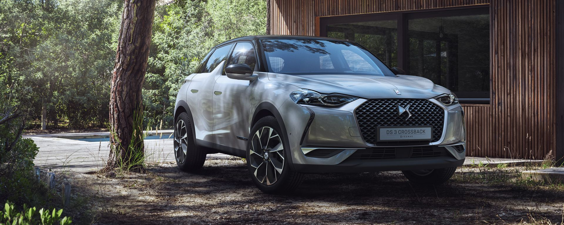 DS3 Crossback 2019 frontale