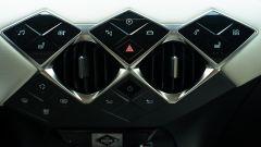 DS3 Crossback E-Tense: la console centrale