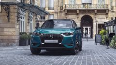 DS3 Crossback frontale